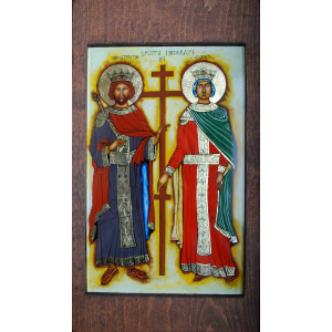 Saints Constantine and Helena